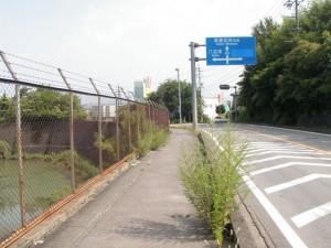 愛知県弥富市地内着工前